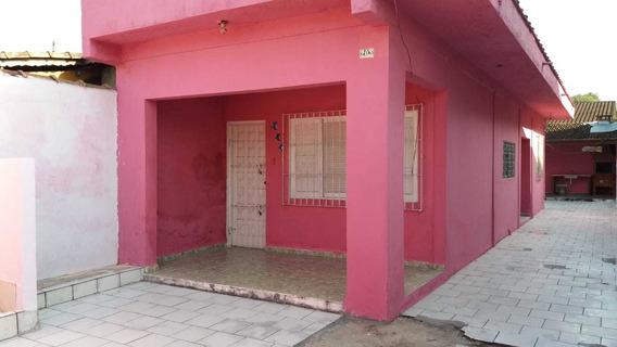 Casa Linda Em Mongaguá Lado Praia