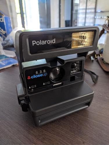 Imagem 1 de 3 de Polaroid 636 Closeup (g-38)