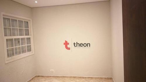 Imagem 1 de 22 de Sobrado Com 3 Dormitórios Para Alugar, 180 M² Por R$ 3.200,00/mês - Tatuapé - São Paulo/sp - So0058