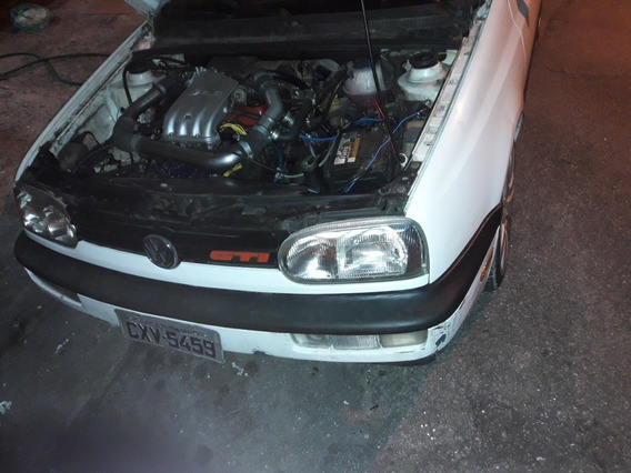 Volkswagen Golf Gti 2.0 Turbo Forjad