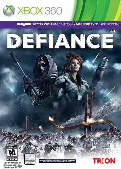 Defiance Xbox 360 Promo
