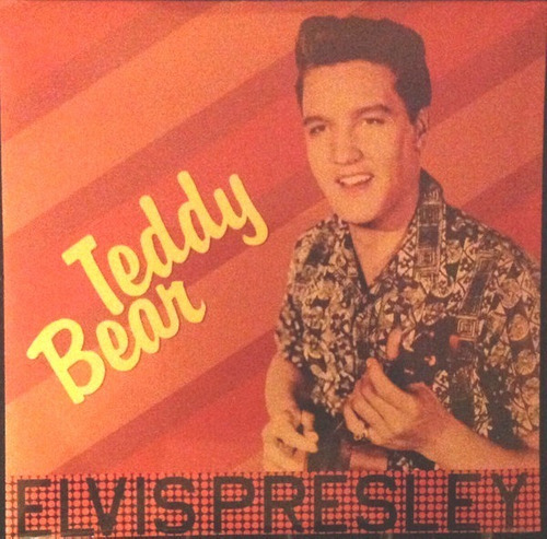 Elvis Presley - Teddy Bear (vinilo)