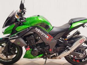 Kawasaki Z1000 2013 Full Extras