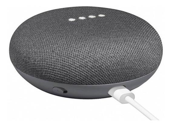 Caixa De Som Speaker Google Home Mini Novo Sem Embalagem