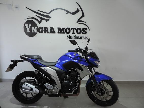 Yamaha Fz25 Fazer 250 Blueflex 2020