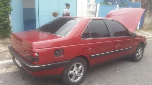 Peugeot / 405