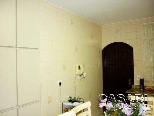 Imagem 1 de 12 de Casa Residencial À Venda, Alves Dias, São Bernardo Do Campo - Ca9449. - Ca9449