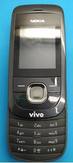 Nokia 2220 Vivo C/câmera Só Funciona Vivo - Usado