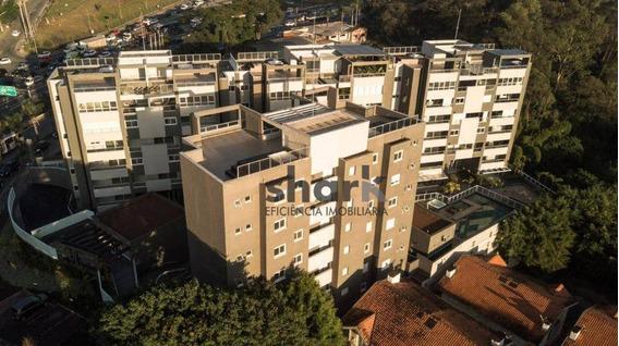 Apartamento Com 3 Dormitórios À Venda, 104 M² Por R$ 726.449 - Granja Viana - Cotia/sp - Ap0133