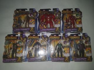 Avengers Iron Man Hulkbuster Groot Thor Capitan Pregunta