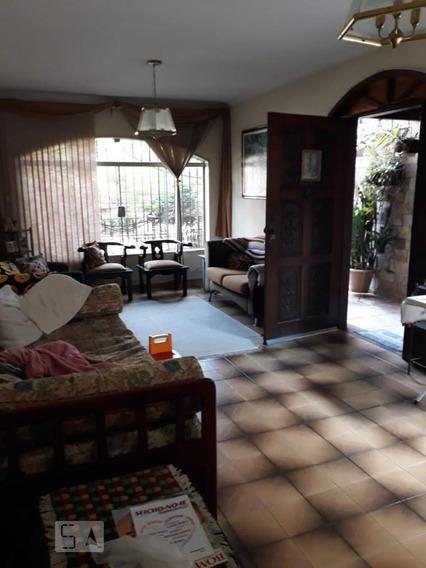 Casa Para Aluguel - Jardim Anália Franco, 3 Quartos, 280 - 893055361