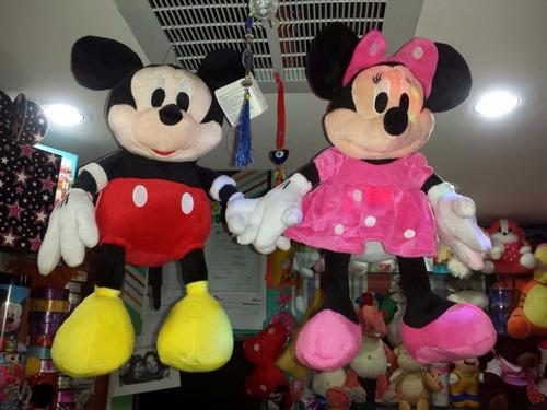 Peluche Mickey Y Minie Grande 50 Cm