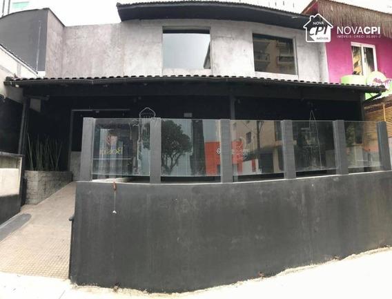 Loja Para Alugar, 170 M² Por R$ 10.000,00/mês - Gonzaga - Santos/sp - Lo0030