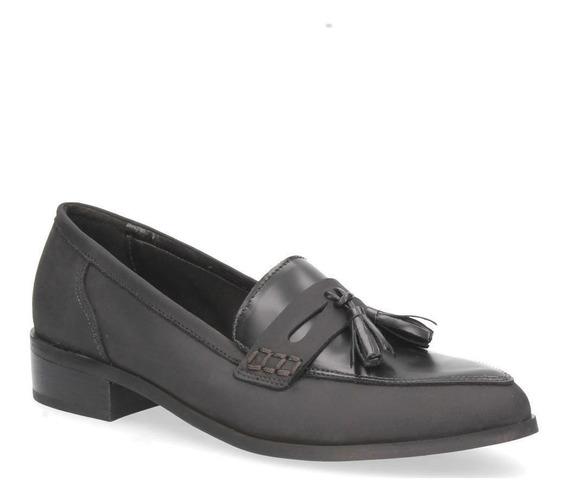 Zapato Mingo Mujer Negro - 4936