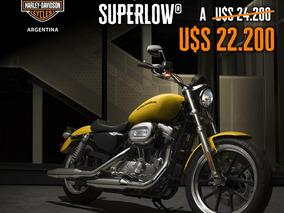 Harley-davidson Sportster 883 Superlow® 0km