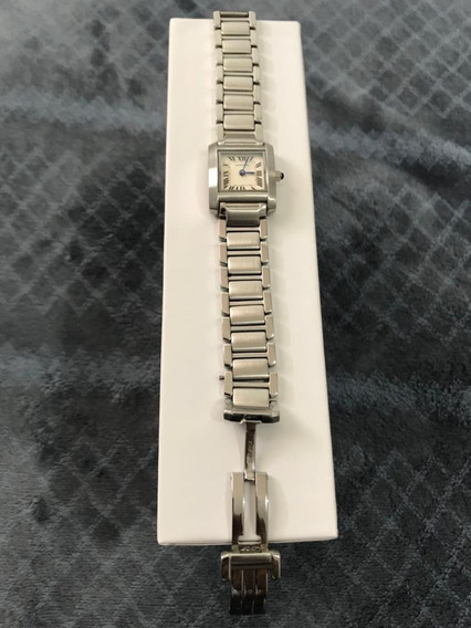 Relogio Cartier Francaise 2301 Cc708177 Swiss Made