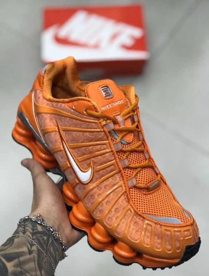 Tenis Nike Shox 12 Molas/importado Vietnã Pronta Entrega !!!