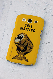 Capacelular Samsung Galaxy S4 Batman Chamada Em Espera