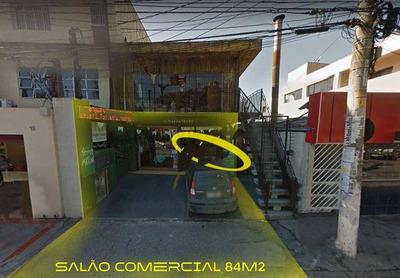 Salão Para Alugar, 84 M² Por R$ 6.000/mês - Parque Bahia - Cotia/sp - Sl0146