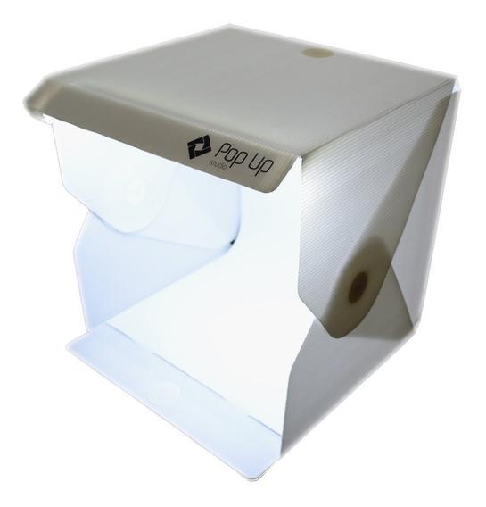 Mini Estúdio Fotográfico Pop Up Mutu 5600 Lumens
