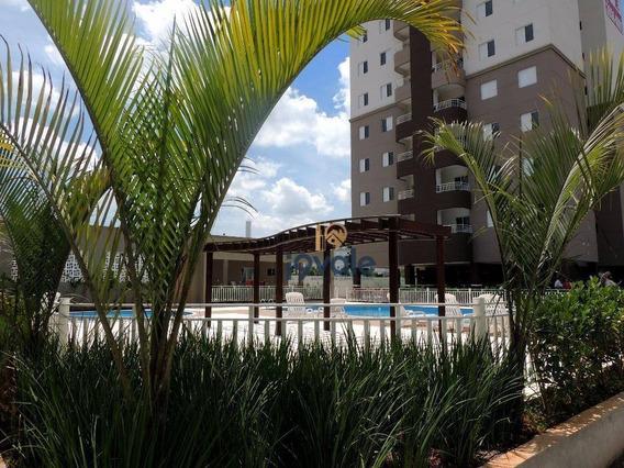 Apartamento Varanda Com Churrasqueira Com 3 Dormitórios À Venda, 80 M² Jardim Califórnia - Jacareí/sp - Ap1952