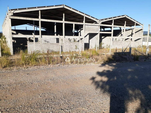 Barracão À Venda, 2000 M² Por R$ 2.200.000,00 -  Área Industrial - Campina Grande Do Sul/pr - Ba0017