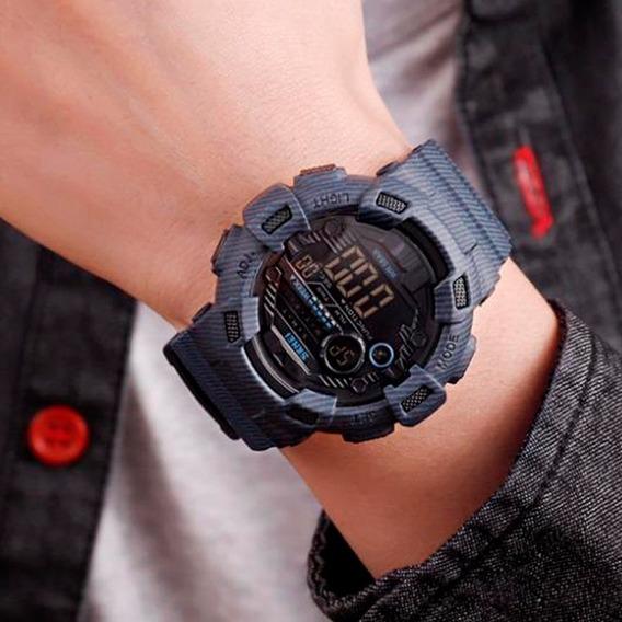 Reloj Skmei 1472 G-shock Extremo Acuático Caja 100% Original