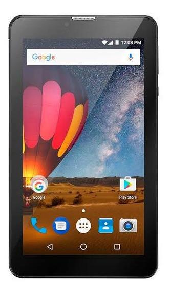 Tablet Multilaser M7s Plus 7 8gb Preto Com Memória Ram 1gb