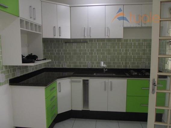 Casa Com 2 Dormitórios À Venda Por R$ 320.000,00 - Parque Villa Flores - Sumaré/sp - Ca2530