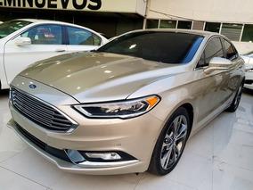Ford Fusion Titanium 2017 Seminuevos