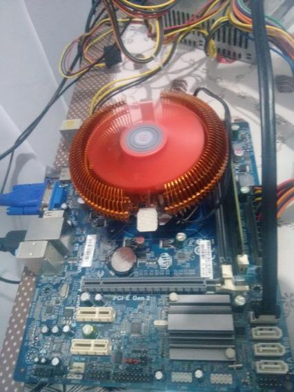 Cpu Core I5 8gb 500gb
