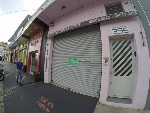 Imagem 1 de 14 de Salão Para Alugar, 70 M² Por R$ 3.500,00/mês - Limão (zona Norte) - São Paulo/sp - Sl0041