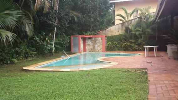 Casa Em Praia Da Enseada, Bertioga/sp De 260m² 4 Quartos Para Locação R$ 1.800,00/dia - Ca317436