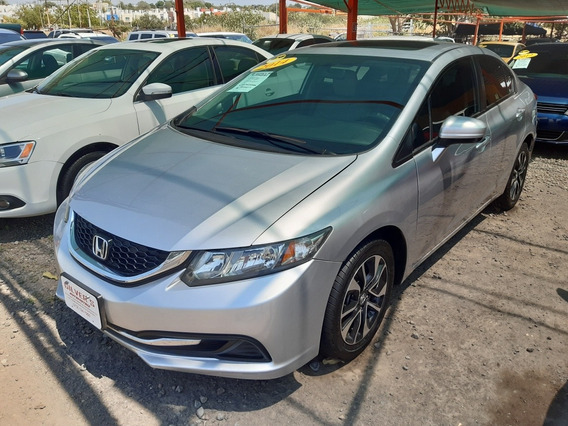Honda Civic 1.8 Ex At 2014