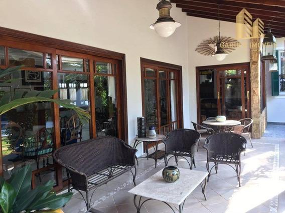 Casa À Venda, 450 M² Por R$ 4.260.000,00 - Jardim Das Colinas - São José Dos Campos/sp - Ca0124