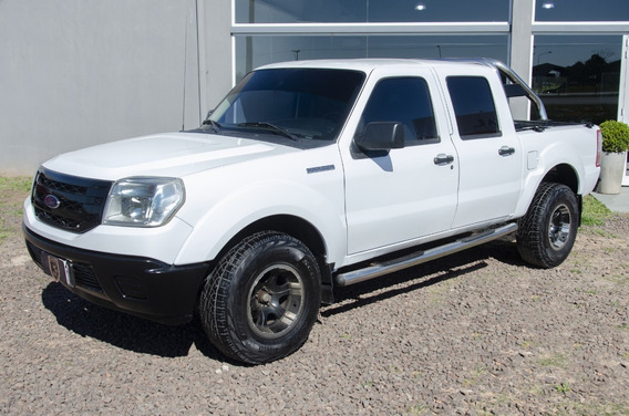 Ford Ranger D/c Xl Plus 3.0 Tdi 4x2 (2012)