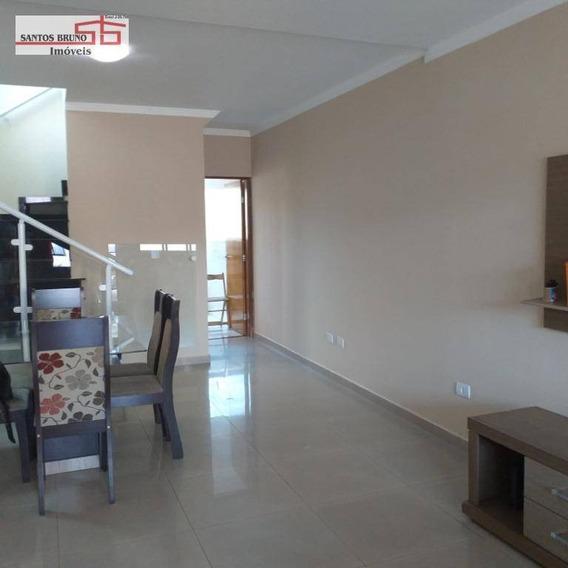 Sobrado Com 3 Suites À Venda, 146 M² Por R$ 699.500,00 - Freguesia Do Ó - São Paulo/sp - So0925