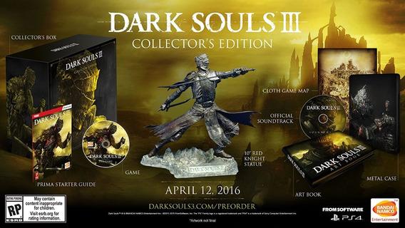Dark Souls Iii Collectors Edition Ps4