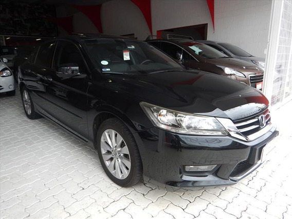 Honda Accord 3.5 Ex V6 24v Gasolina 4p Automatico 2014
