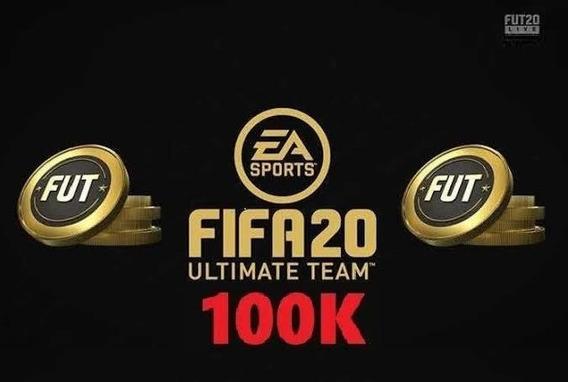 Coins Fifa 20 100k Promoção 39,90