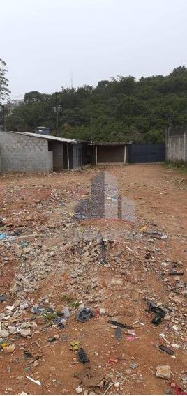 Terreno Para Alugar, 825 M² Por R$ 3.500,00/mês - Jardim Itapeva - Mauá/sp - Te0072