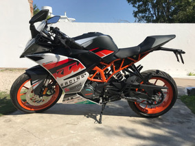 Ktm Rc 200 Racing Pro Motors Version Especial