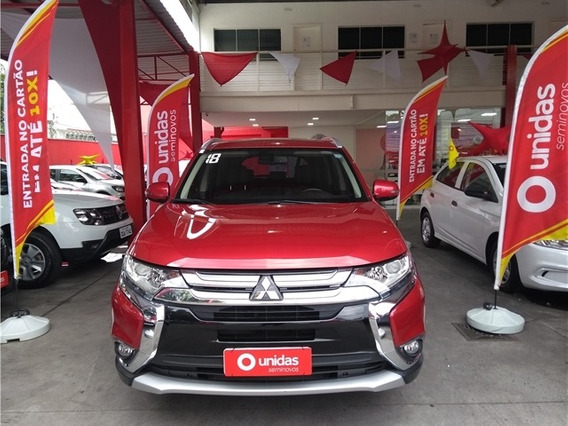 Mitsubishi Outlander 2.0 Comfort 16v Gasolina 4p Automático