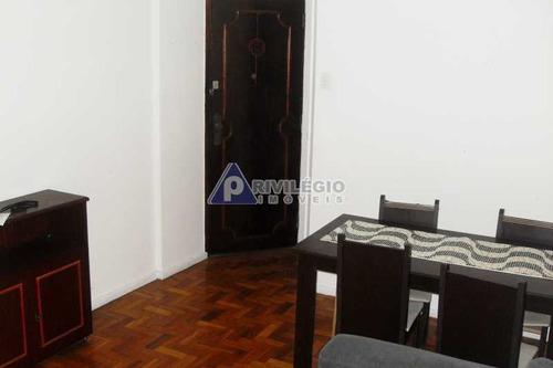 Apartamento À Venda, 1 Quarto, 1 Vaga, Copacabana - Rio De Janeiro/rj - 20489