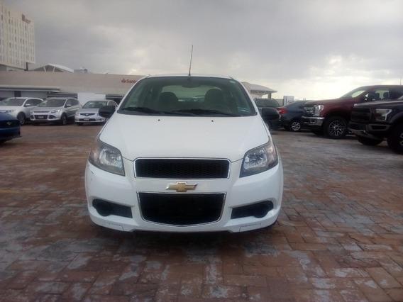 Chevrolet Aveo 1.6 Ls 2017 At Tela A/a Opción A Crédito