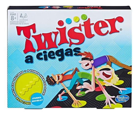 Twister A Ciegas Original Hasbro