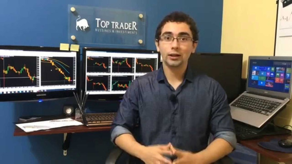 Q Option Curso Top Trader - Ronal Cutrim + Bônus