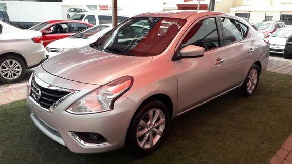 Nissan Versa 2015 Advance Gris