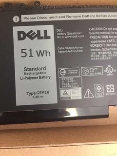 G5m10 Genuine Dell E5470 E5450 E5570