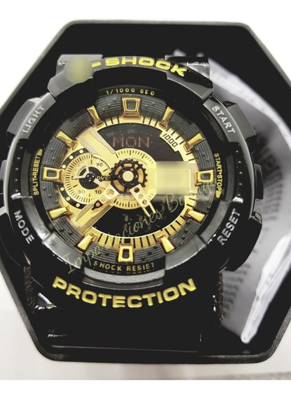 Reloj Gshock Ga-100 Y Ga-110